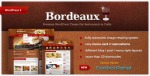 Bordeaux – Premium Restaurant Theme